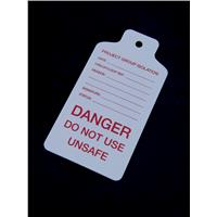 Safety Notice Tags Image